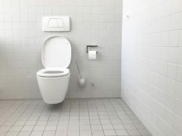 尿を貯めたり出したりするのが膀胱括約筋であることのイメージ