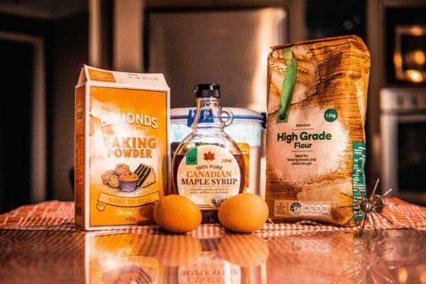 血糖値スパイクを改善するための食材や調味料選びのイメージ